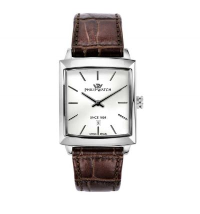 Orologio Philip watch newport silver PHILIP WATCH